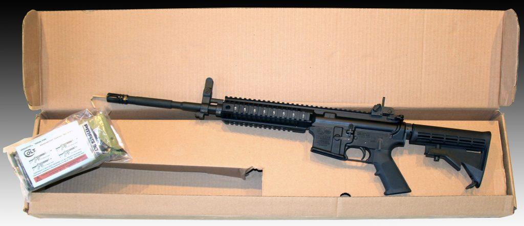 rifle c6940s Left